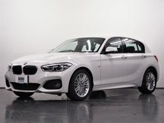 BMW118d Mスポーツ 1オーナー ADVセーフ コンフォート