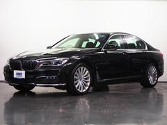 BMW740eアイパフォーマンス 1オーナー メーカー保証継承