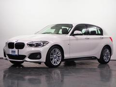 BMW118i Mスポーツ パーキングサポートPKGMパフォグリル