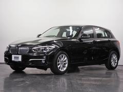 BMW118i スタイル1オーナーパーキングサポートPKG