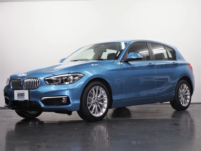 BMW 118d ファッショニスタ アップグレードPKG 1オーナー