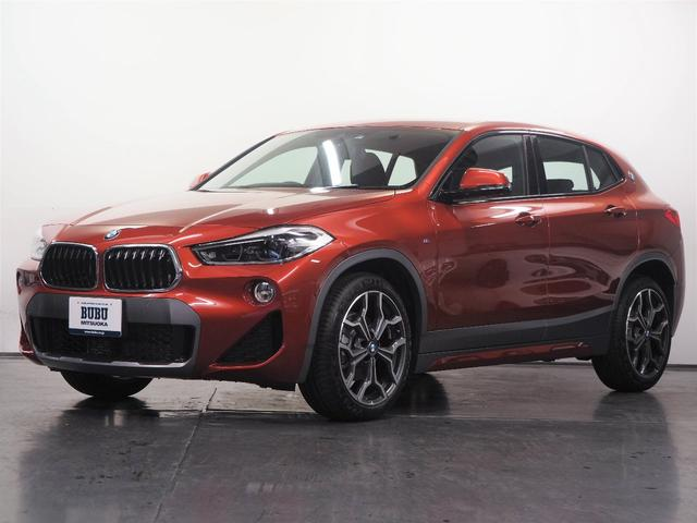 BMW X2 sDrive 18i MスポーツX  ADVアクテ...