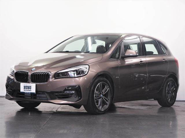 BMW 218iアクティブツアラー スポーツ ACC HUD