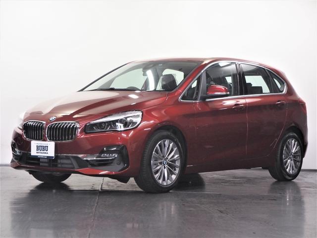 BMW 218i AT ラグジュアリー コンフォートPサポPKG