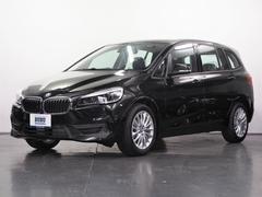 BMW218dグランツアラー 1オーナー メーカー保証 HDDナビ