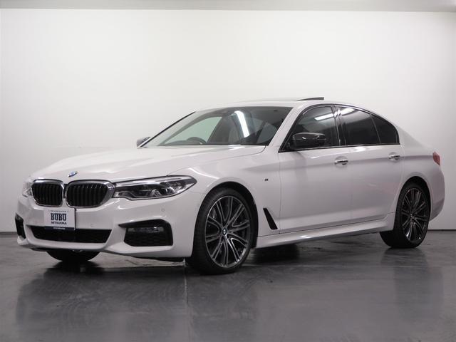 BMW 540i xDrive Mスポーツ コンフォートPKG SR