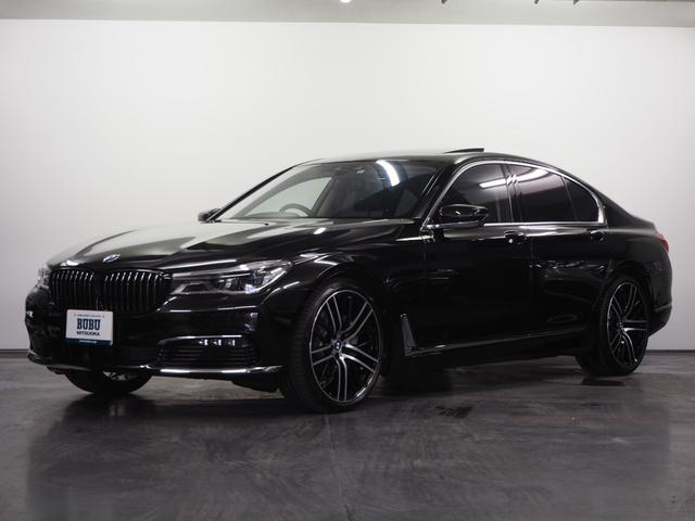 BMW 740d xDrive エクゼクティブ 1オーナー 21AW