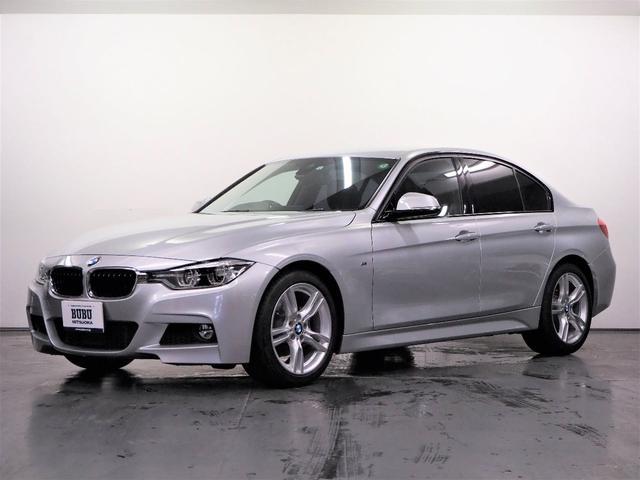 BMW 320i Mスポーツ LCI ACC アダプティブLED