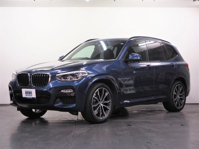 BMW X3 xDrive 20d Mスポーツ ハイラインパッケージ 1オーナー モカブラウンレザー OP20インチAW
