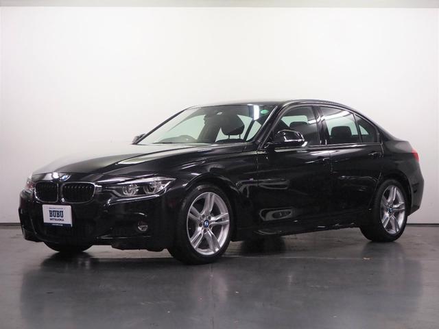 BMW 320i Mスポーツ 1オーナー ACC ドライビングアシスト レーンチェンジウォーニング 純正HDDナビゲーション Bluetooth接続 ミラーETC リアビューカメラ PDC Mスポーツシート パドルシフト