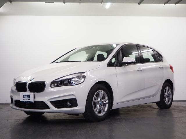 BMW 218dアクティブツアラー 正規D車 プラス/コンフォートPKG 地デジTV-Kit バックカメラ 前席シートヒーター 純正ミラーETC コンフォートアクセス オートトランク LEDヘッドライト 純正16インチAW