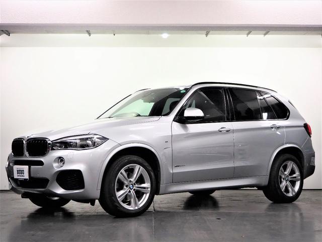 BMW xDrive 35d Mスポーツ 正規D車 1オーナー セレクトPKG 純正HDDナビ 地デジTV パノラマカメラ PDC ACC LDW LCW 茶革 FRシートヒーター アダプティブLED パノラマSR Mスポ19AW