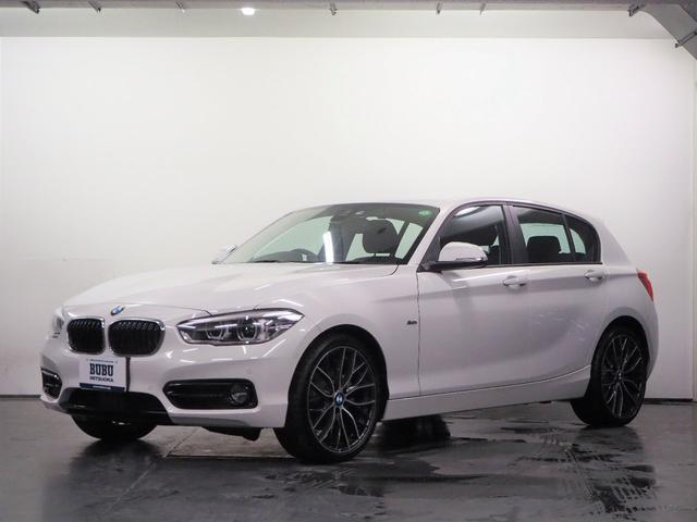 BMW 118d スポーツ M-performance19インチアルミホイール ACC 衝突被害軽減ブレーキ レーンデパーチャーウォーニング ドライブレコーダー パーキングサポートPKG バックカメラ リアパーキングセンサー