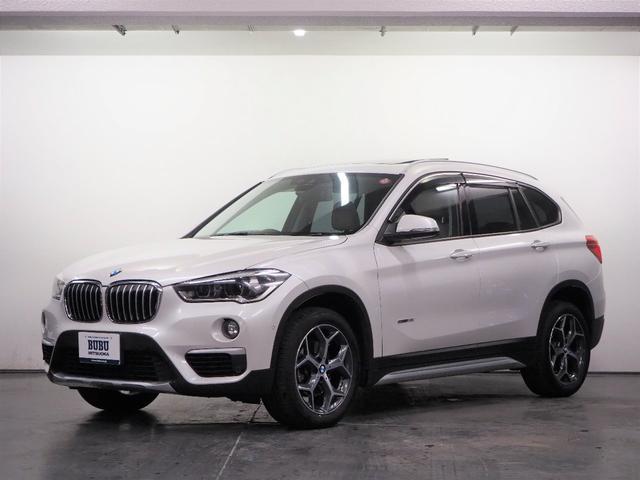 BMW sDrive 18i xライン パノラマサンルーフ アドバンストアクティブセーフティPKG コンフォートPKG アドンバンスドパーキングサポートパッケージ ベージュレザーシート シートヒーター 純正HDDナビゲーション バックカメラ