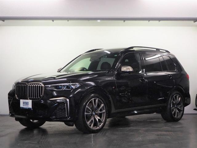 BMW M50i 3列6人乗り スカイラウンジパノラマサンルーフ Bowers&Willkinsサウンドシステム リアシートエンターテイメントプロフェッショナル 純正オプション22インチAW ウェルネスパッケージ