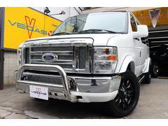 フォード E−150XLT最終モデル 自社輸入カスタム実走行 新品パーツ多数