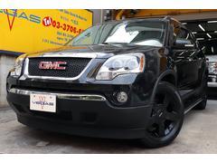 GMC アカディアSLT−1 AWD 新車並行 1オーナー車 新品地デジナビ