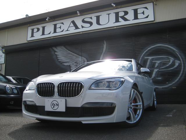BMW 750Li Mスポーツパッケージ