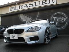 BMW M6グランクーペ カーボンP