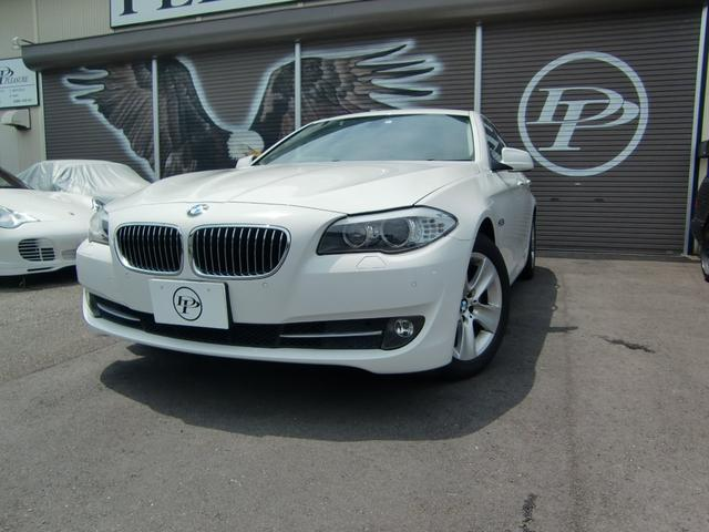 BMW 528i ナビデータ2020年度更新済