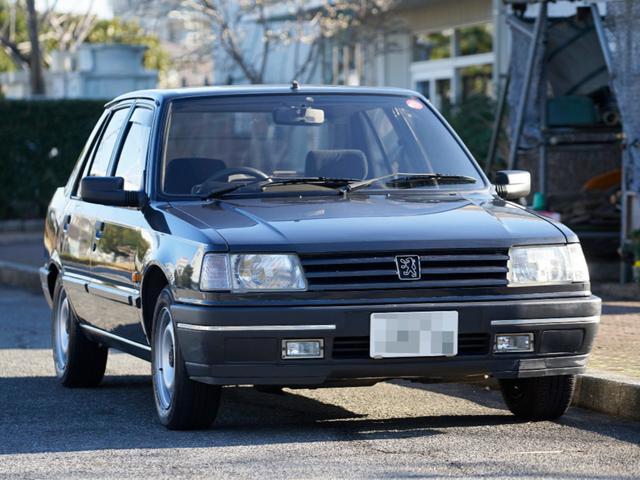 「プジョー」「309」「セダン」「神奈川県」の中古車