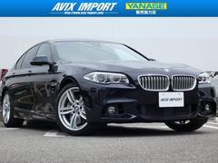 BMWアクティブHV5Mスポーツ後期型黒革SR ACC LED禁煙