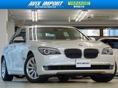 BMW740i コンフォートプラスPKG 黒革 SR Wエアコン