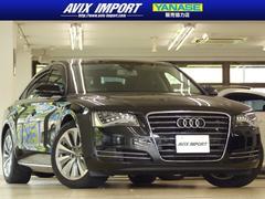 A8ハイブリッドベースグレード限定120台黒革LED 自動トランク BOSE