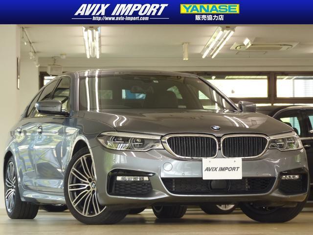 BMW 530e Mスポーツアイパフォーマンス Mスポーツ イノベーションP 黒革 HDDナビ地デジ TOP&3Dビューカメラ Dアシストプラス 19AW ヘッドアップD LEDライト 自動トランク 禁煙 Pアシストプラス 全席シートヒーター