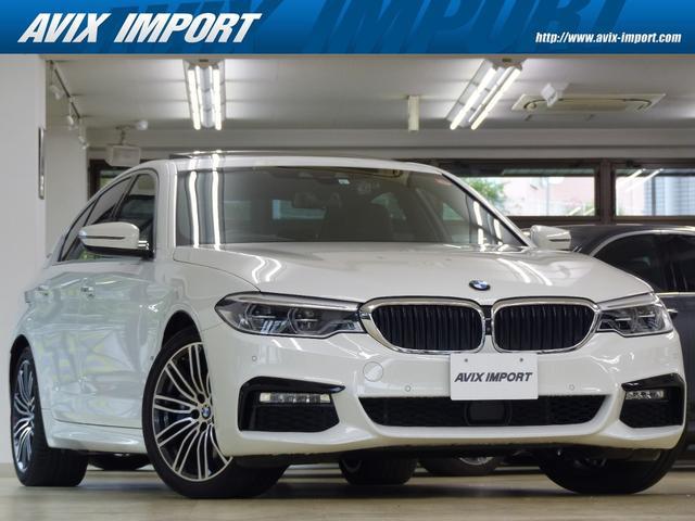 BMW 530e Mスポーツアイパフォーマンス デビューP 黒革 SR HDDナビ地デジ TOP&3Dビューカメラ ハーマンカードン Dアシストプラス HUD ソフトクローズドア 全席Sヒーター LED 自動トランク 4ゾーンAC 19AW 禁煙