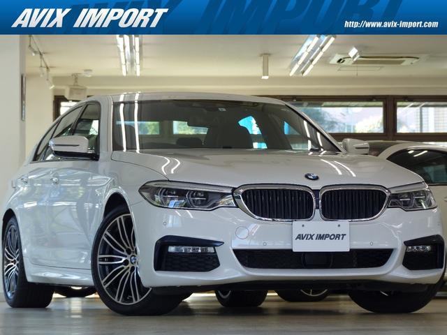 BMW 540i xDrive Mスポーツ ハイラインパック コンフォート&ハイラインP 黒革 HDDナビ地デジ TOP&3Dビューカメラ Dアシストプラス 全席Sヒーター 前席ベンチレーション&マッサージ ソフトクローズドア 自動トランク 19AW 禁煙