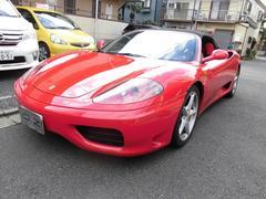 フェラーリ 360D車F1スパイダー 可変モジュ−ルマフラ− チャレンジグリル