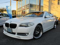 BMW535i  サンルーフ アイドリー革 ナビTV 20AW