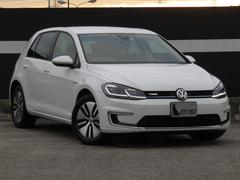 VW e−ゴルフベースグレード Discover Pro ナビTV 禁煙車