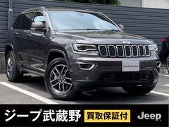 ジープ・グランドチェロキー7月限定 純正オプション5万円もしくは車両本体3万円サービス