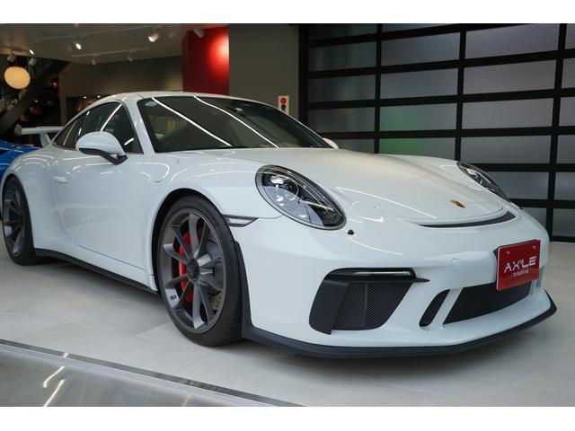 ポルシェ 911GT3  ディーラー車  6速MT