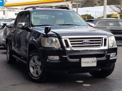 フォード エクスプローラースポーツトラックXLTフルカラー仕様BFGoodrichA/Tタイヤ整備付