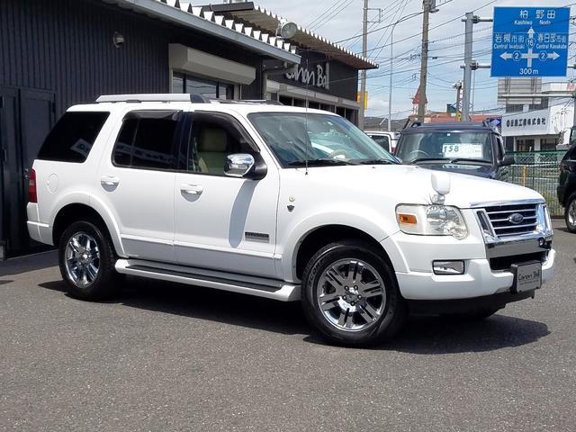 フォード 限定車専用AW腰下同色フルカラー仕様HDDナビ地デジ高整備付
