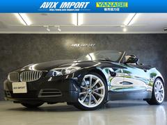 BMW Z4 sDrive35i デザインピュアホワイト クルコン PDC