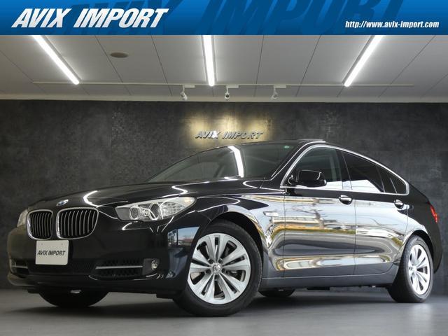 BMW 535iグランツーリスモ 弊社買取直販 パノラマSR 黒革 シートヒーター パワーシート パワーテールゲート 純正HDDナビ DTV Bカメラ ETC クルコン アダプティブライト コンフォートアクセス 当社買取車