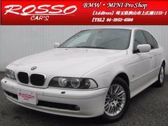 BMW530iハイライン ホワイトウインカー