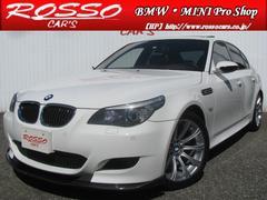 BMWM5 左ハンドル LCIモデル カーボンリップ サンルーフ