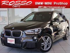 BMW X1sDrive 18i Mスポーツ ACC HUD 1オナ