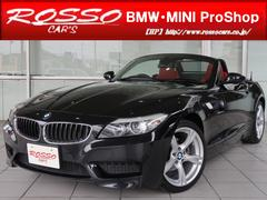 BMW Z4 sDrive23i Mスポーツ レッドレザー TVキット