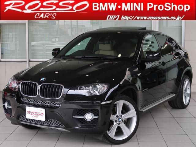 BMW xDrive 35i ガラスサンルーフ オプション21インチアルミ ベージュレザーシート ウッドパネル 電動リアゲート 純正HDDナビ バックカメラ