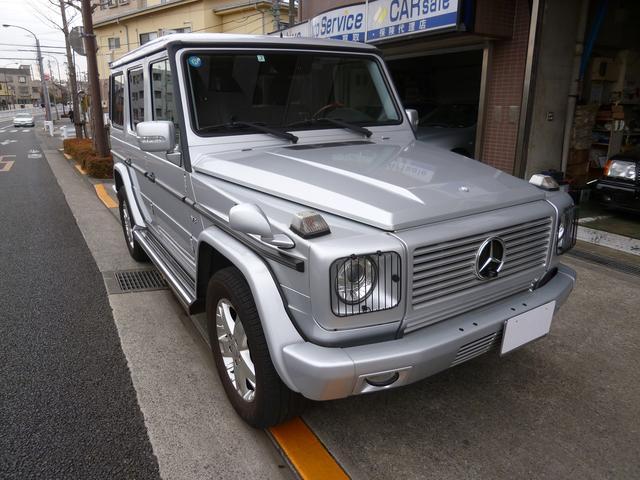 メルセデス・ベンツ G500 ロング