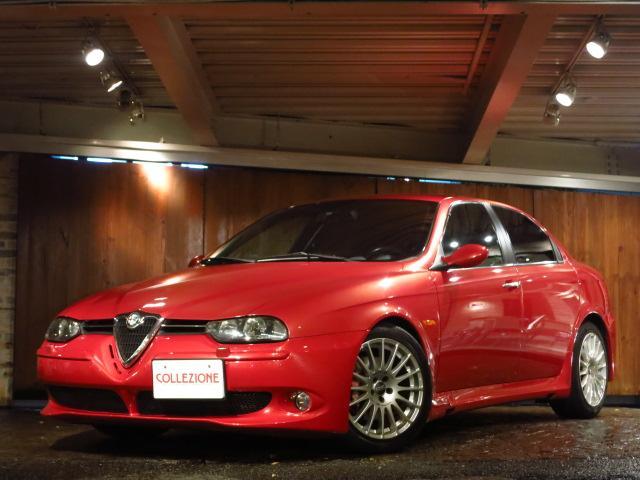 アルファロメオ GTA 3.2 V6 24V