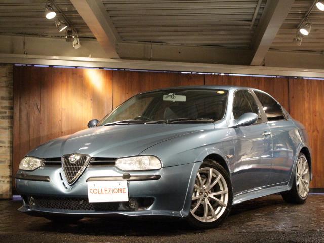 アルファロメオ 2.5 V6 24V フルエアロ 6速MT