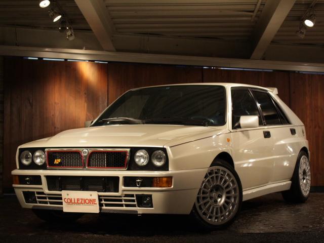 ランチア HFインテグラーレ パールホワイト 世界限定365台