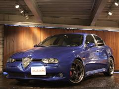 アルファ156GTA 3.2 V6 24V 正規輸入車